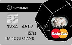 Prepaid Kreditkarte Abbildung