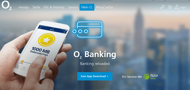 o2 banking erfahrungen